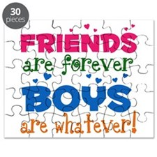 Friends are Forever Puzzle