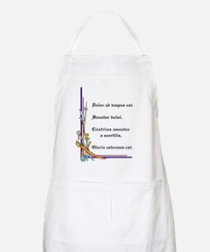 Wounds Heal -  BBQ Apron