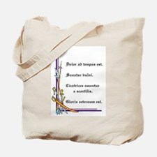 Wounds Heal - Tote Bag
