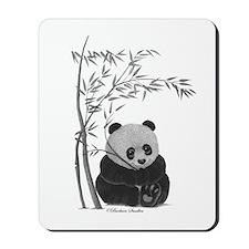 Little Panda Mousepad