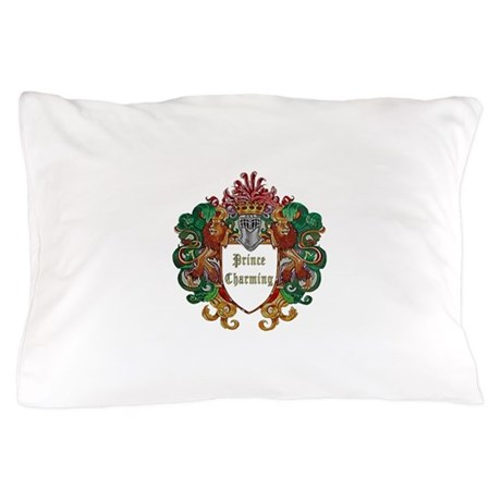 Prince Charming Pillow Case