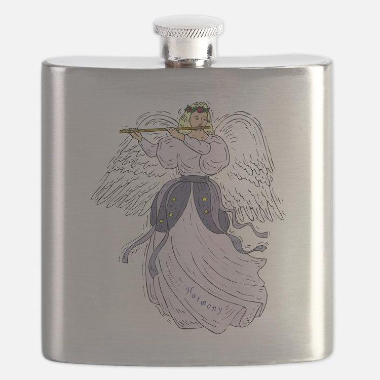 Angel Of Harmony Flask