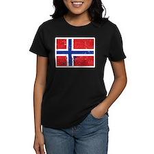 Norwegian Flag (Punk) Tee