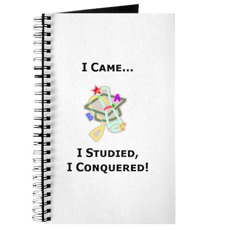 Graduation Journal