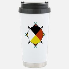 Cherokee 4 Directions Travel Mug