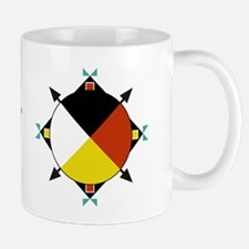 Cherokee 4 Directions Mugs
