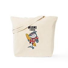 Miami, Florida Tote Bag