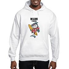 Miami, Florida Hoodie