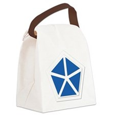 SSI - V Corps Canvas Lunch Bag