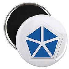 """SSI - V Corps 2.25"""" Magnet (10 pack)"""