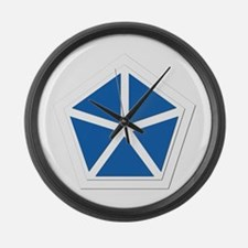SSI - V Corps Large Wall Clock