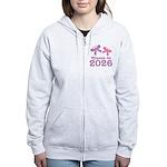 Classe de 2026 Graduation Women's Zip Hoodie