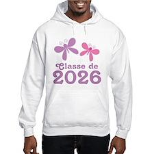 Classe de 2026 Graduation Hoodie