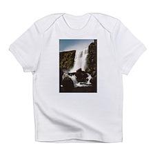 Thingvellir Waterfall Infant T-Shirt