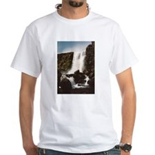 Thingvellir Waterfall T-Shirt
