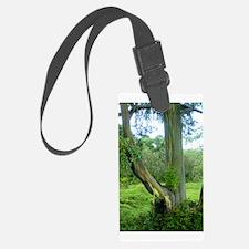 Rainbow Tree Luggage Tag