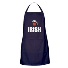 100 Proof Irish Apron (dark)