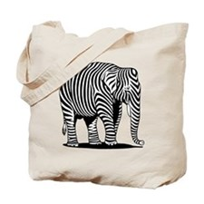 Zephant Elebra Tote Bag