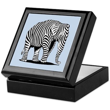 Zephant Elebra Keepsake Box
