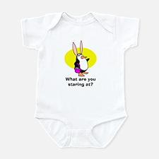 Easter Penguin Infant Bodysuit