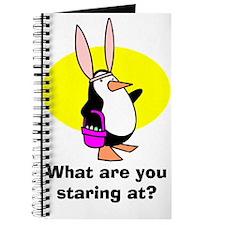 Easter Penguin Journal
