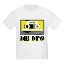 Big Brother Mixed Tape T-Shirt