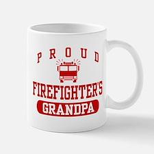 Proud Firefighter's Grandpa Mug