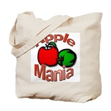 Apple Mania Tote Bag