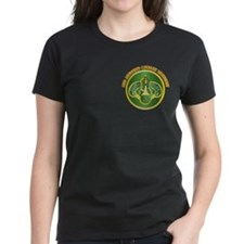 DUI - 3rd Cavalry Rgt with Text Tee