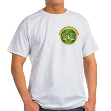 DUI - 3rd Cavalry Rgt with Text T-Shirt