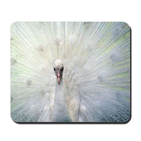Peacock series 3 Mousepad