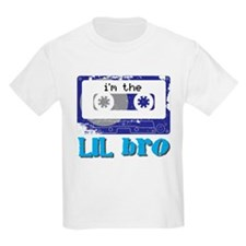 Little Brother Mixed Tape T-Shirt