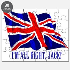 Unique Northern ireland flag Puzzle