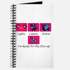 Lights,Camera,Action! Journal