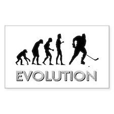 Evolution Hockey Bumper Stickers
