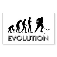 Evolution Hockey Decal