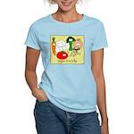 Vegan friendly Women's Pink T-Shirt