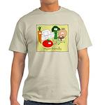 Vegan friendly Ash Grey T-Shirt