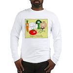 Vegan friendly Long Sleeve T-Shirt