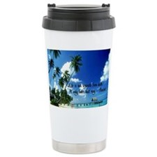 Life Goes On Travel Mug