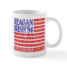 Reagan 84 Volunteer Mugs