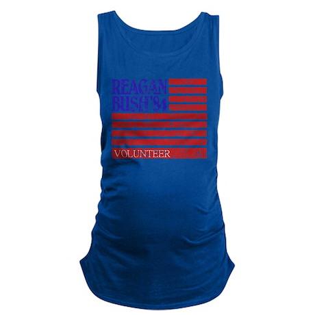 Reagan 84 Volunteer Maternity Tank Top