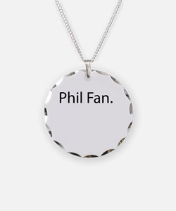 Phil Fan Necklace