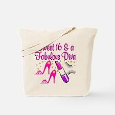 FIERCE 16TH Tote Bag