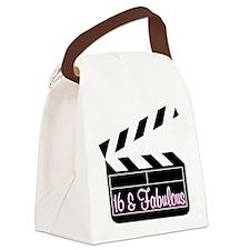 SUPER STAR 16TH Canvas Lunch Bag