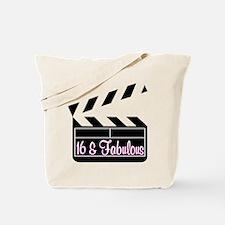 SUPER STAR 16TH Tote Bag