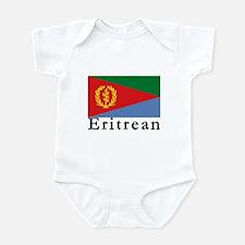 Eritrea Infant Bodysuit
