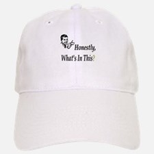 Honestly, What's In This? Baseball Baseball Cap