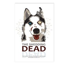 Shedding Dead Postcards (Package of 8)