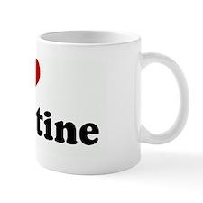 I Love Augustine Mug